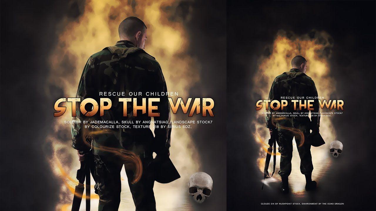 Poster design using photoshop cs5 - Make Movie Poster Design Photoshop Tutorial
