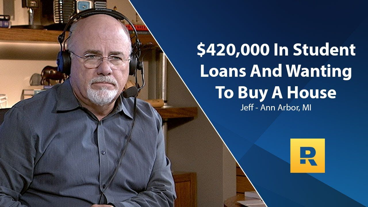 $420,000 In Student Loans But I Want To Buy A House | Life ...