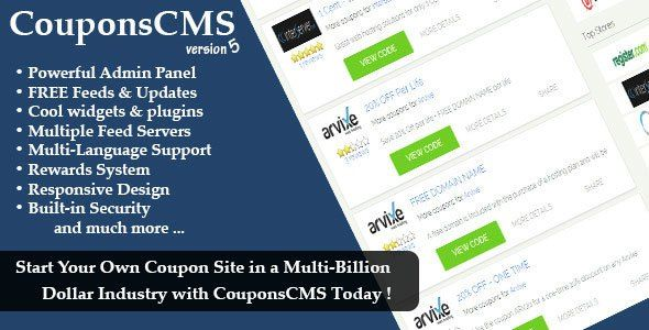 Download Coupons Cms 5 00 Php Script Nulled Scripts The Best Premium Nulled Themes Plugins And Scripts Download Coupons Coupons Reward System