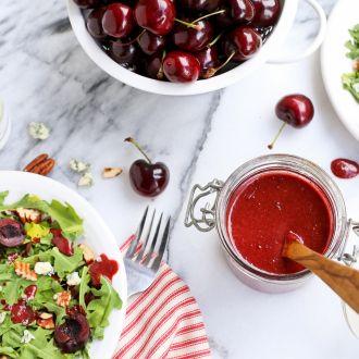 Cherry-Chipotle Balsamic Vinaigrette