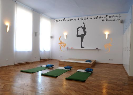 Image Result For Yoga Studio Signs Yoga Studios Pinterest - Yoga studio wall decals