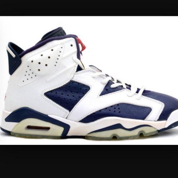 71f8d6ceafb4b Jordan olympic 6 Jordan olympic 6 size 4.5 y good condition 8 Jordan Shoes