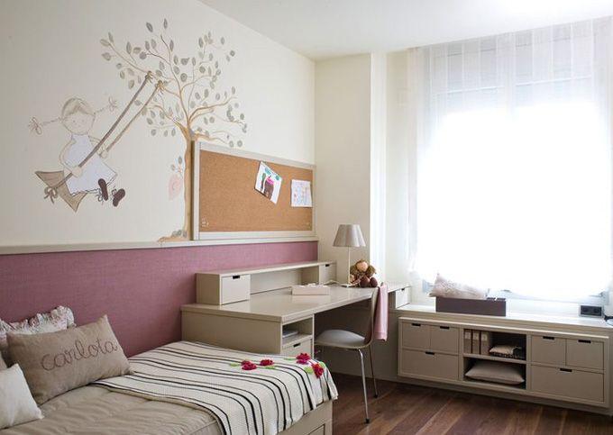 Habitacion juvenil nina dijous dormitorio ni os - Habitacion juvenil nina ...