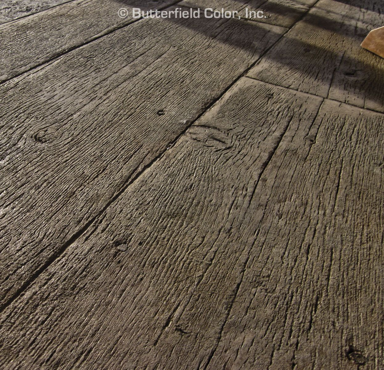 Butterfield Color Gilpin S Falls Bridge Wood Plank Concrete Stamps