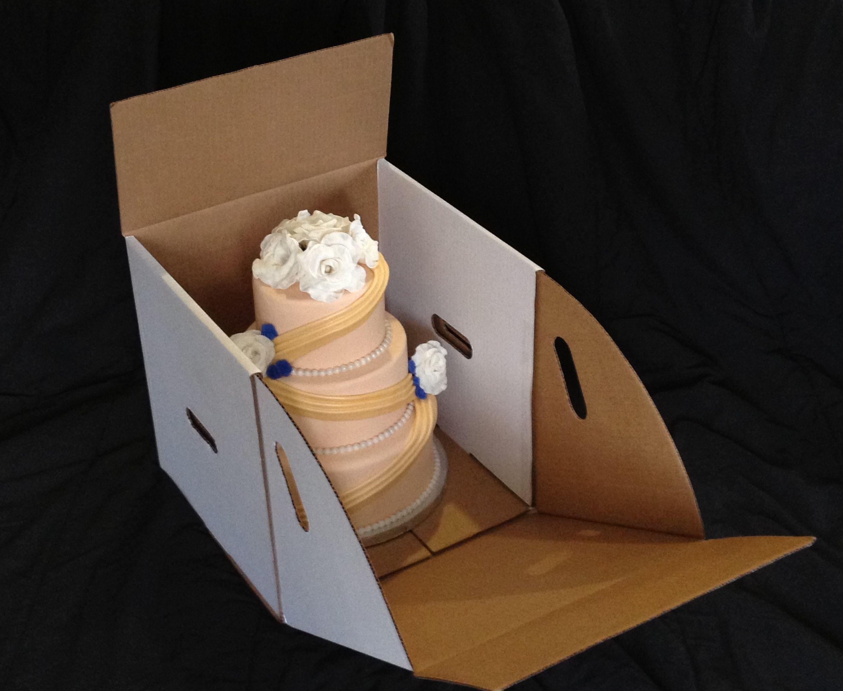 Tall Cake Box Dreams Dreams 4 D Cuisine Cupcake