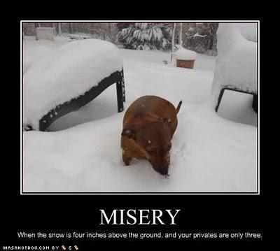 Poor baby! :)