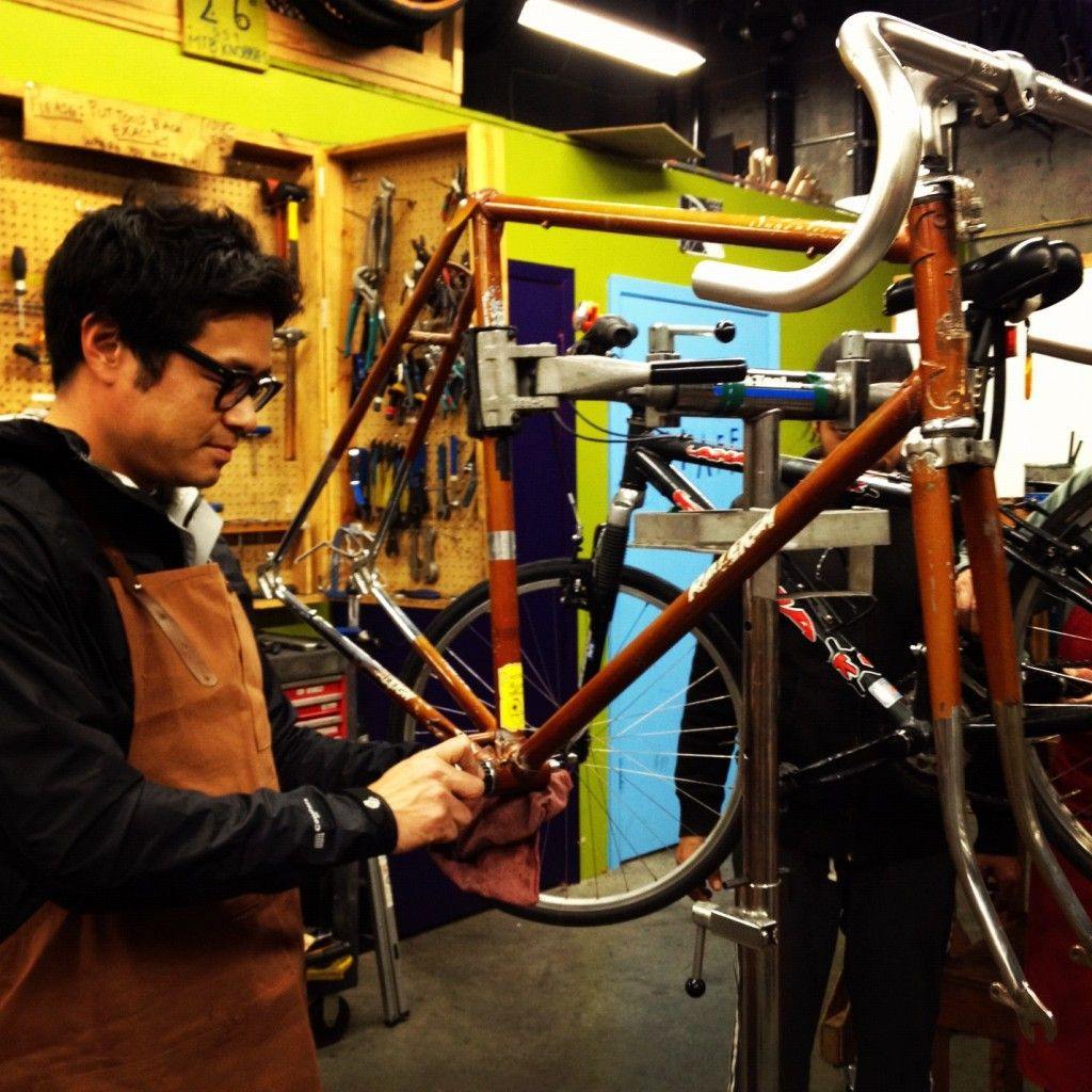 Bicycle Kitchen: To Join The Bike Kitchen This Year, And Learn How To Be