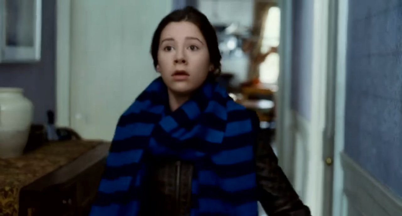 Natasha Calis | The Harvest (2013), directed by John McNaughton; cinematography by Rachel Morrison | #screencaps, horror movie, film