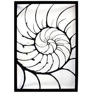 Nautilus Wall Sculpture