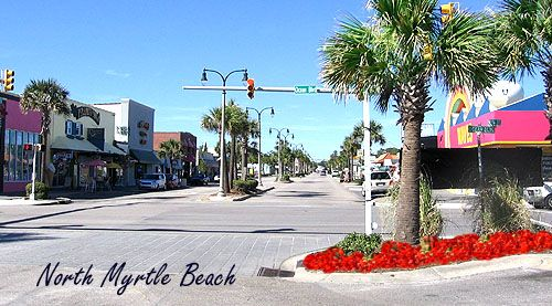 North Myrtle Beach Real Estate Main Street