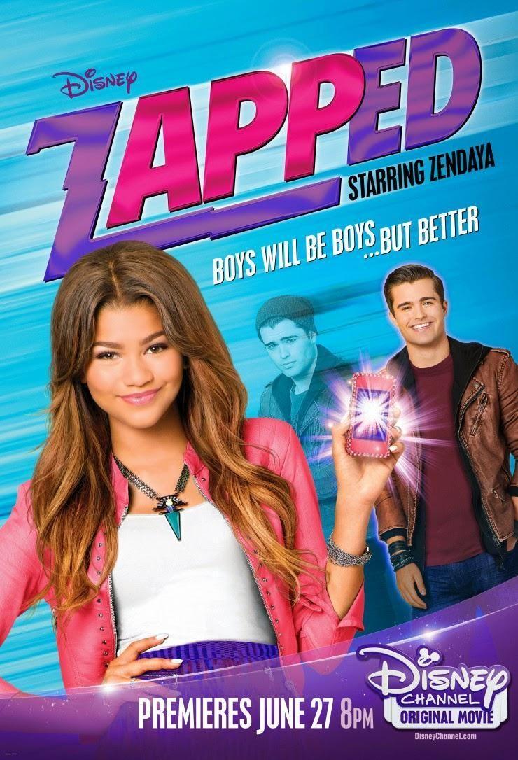 Zapped Tv 2014 Filmaffinity Peliculas Viejas De Disney Pelicula Disney Channel Peliculas De Disney