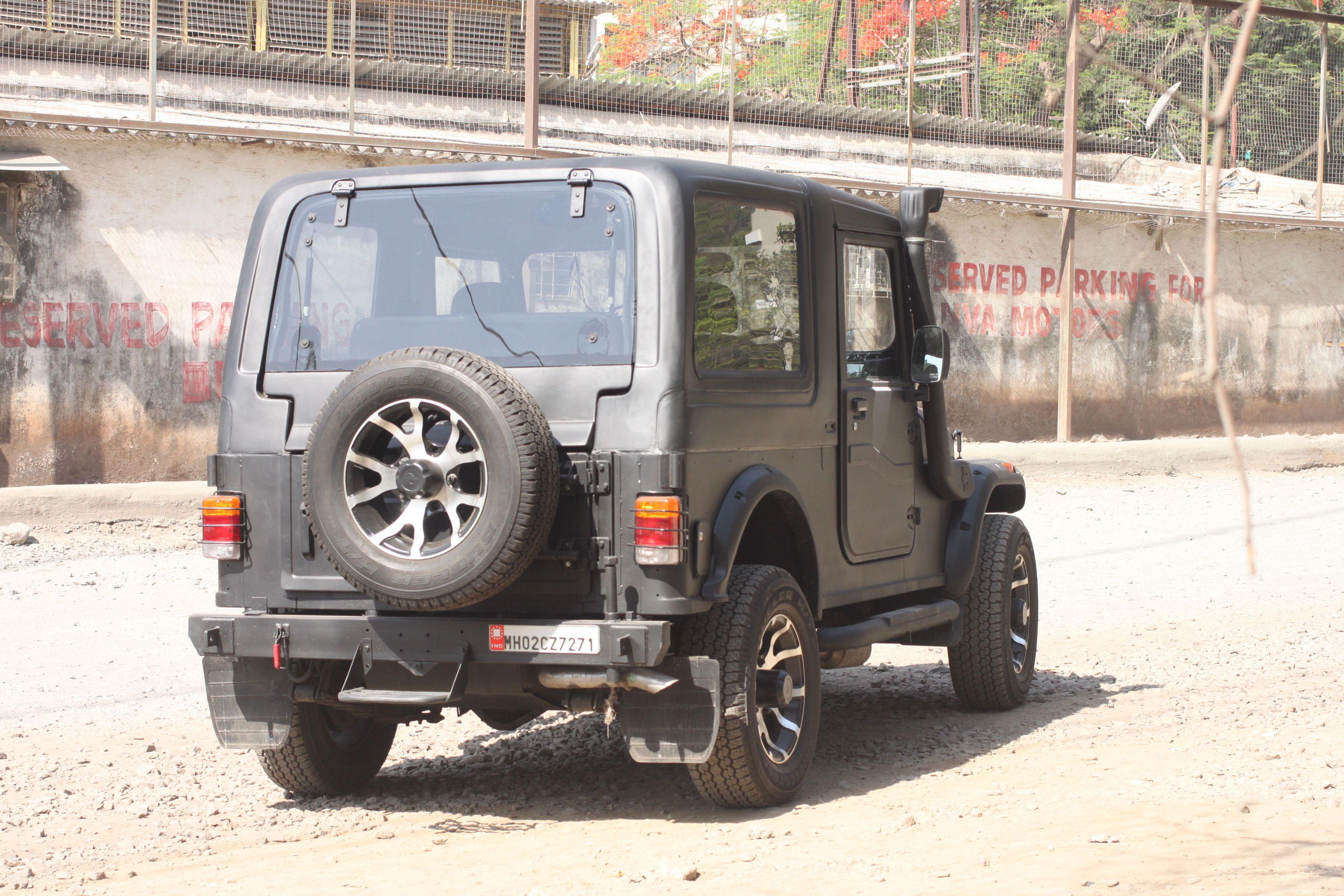 Mahindra Thar Hard Top Mahindra Thar Jeep Suv