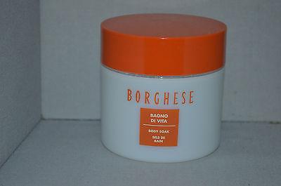 Bagno Vita ~ Nice borghese bagno di vita body soak 7 oz new unboxed for sale