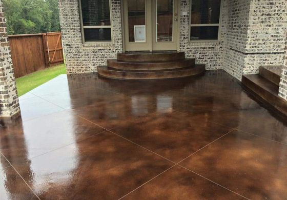 Epoxy Paint Metallic Epoxy Coating Services House Ideas Pinterest Concrete Patios Epoxy