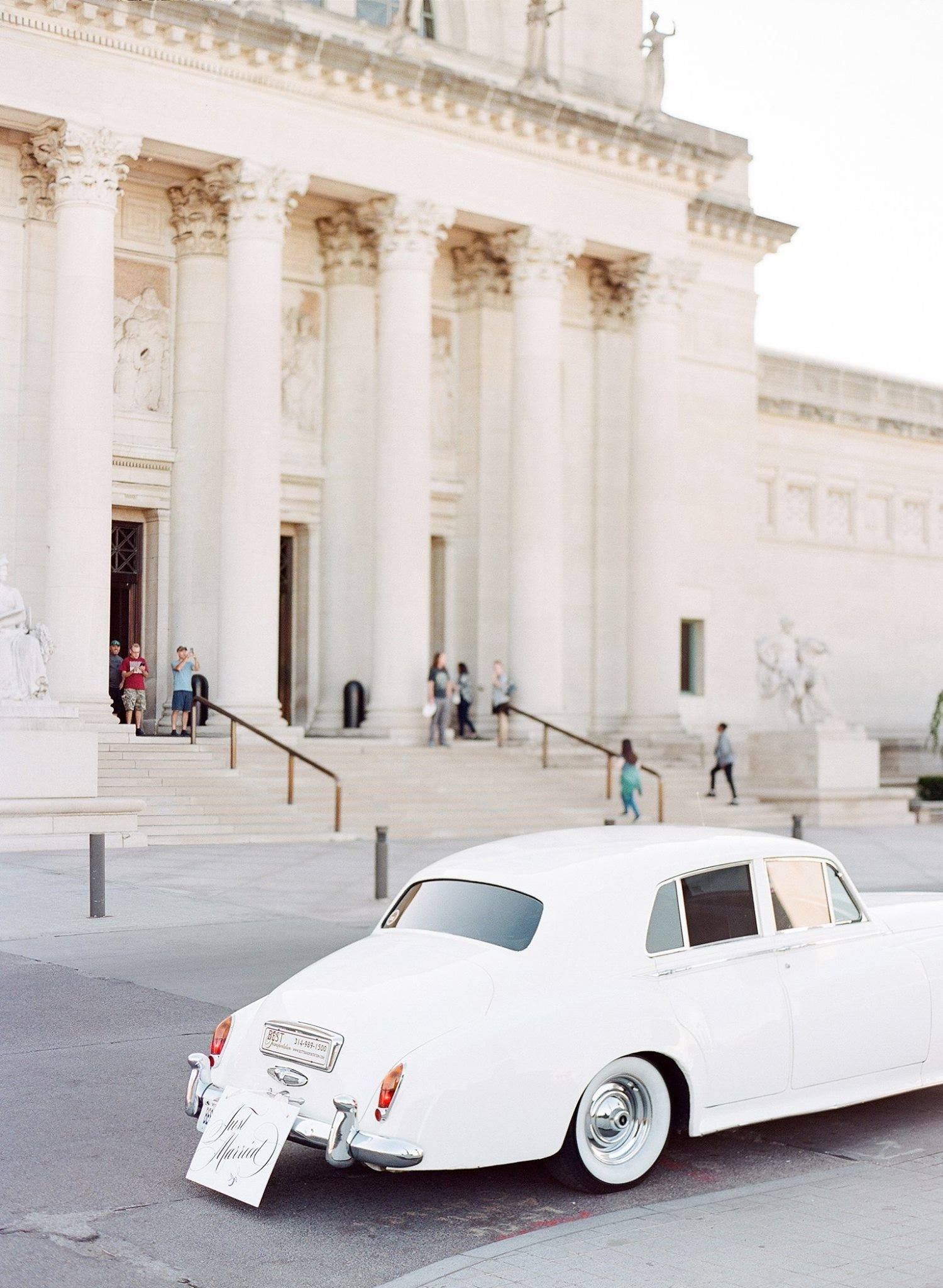 1960 Bentley and Rolls-Royce - Classic Car Rental - St. Louis, MO ...