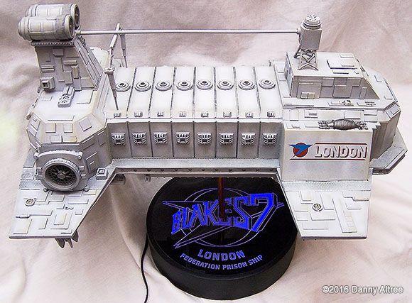 Starship Modeler: Gallery (Vehicles & Vessels)