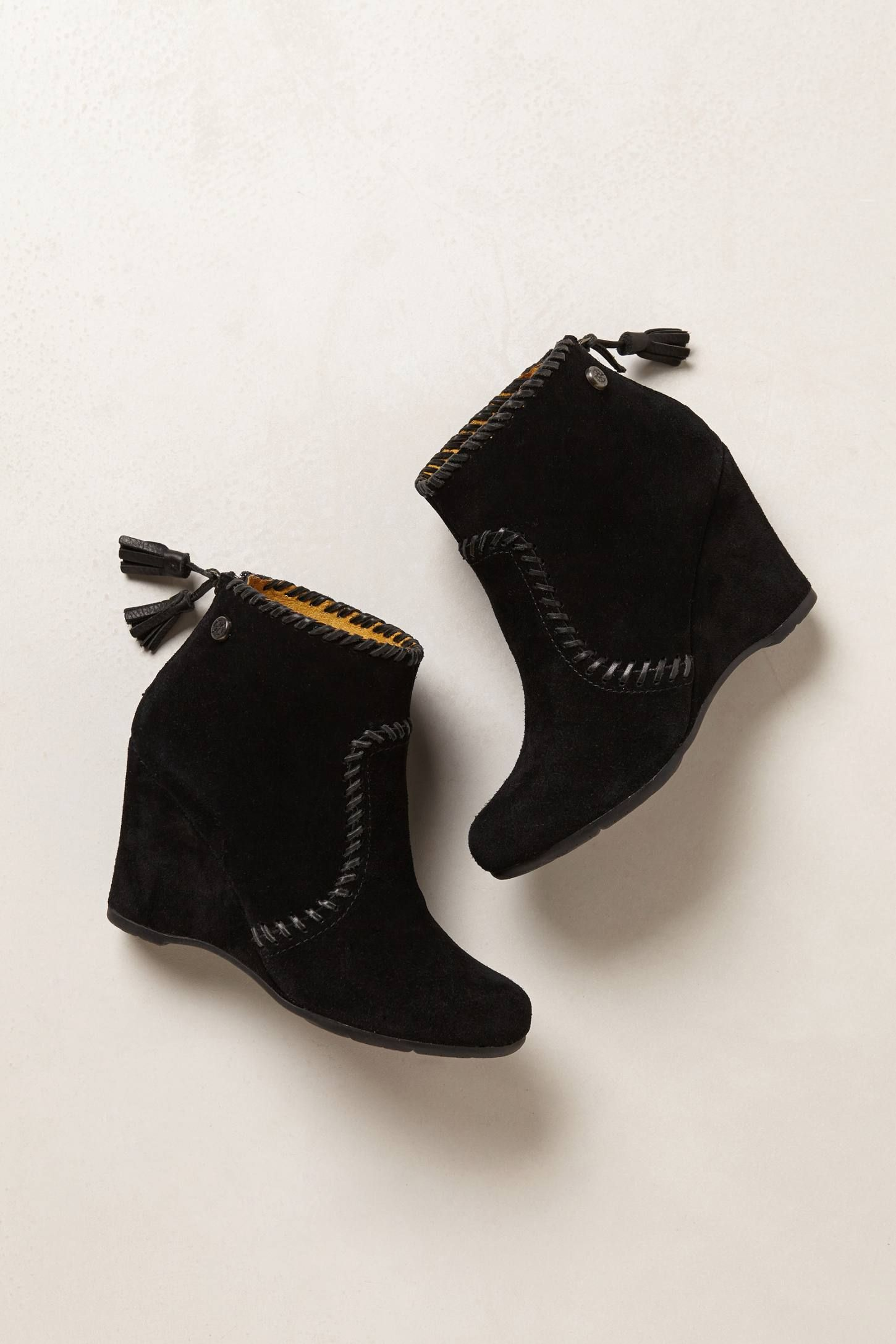 0f3ffde7f0414 Scrollwork Booties - anthropologie.com