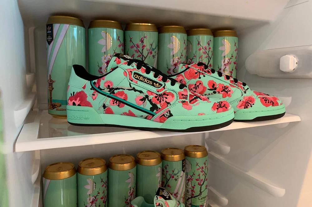 AriZona Iced Tea x adidas Originals