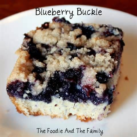 blueberry buckle - Bing images