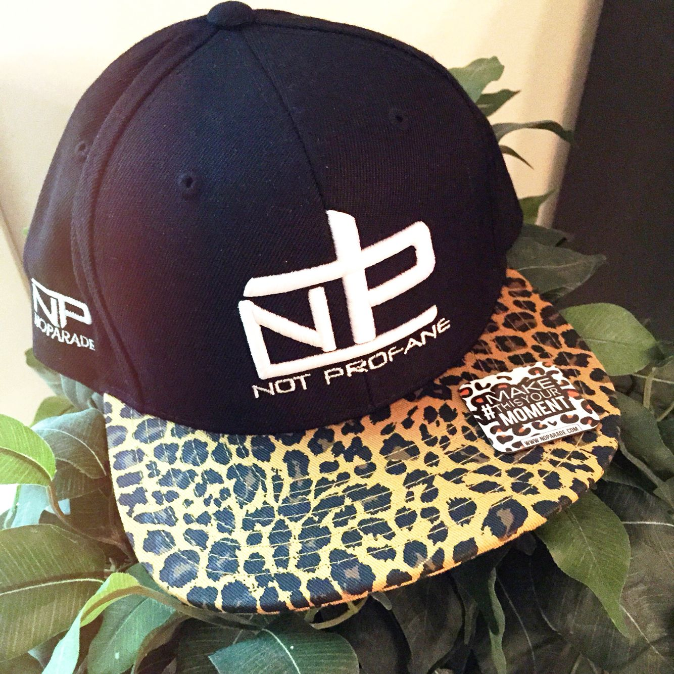 4e35689d6d5 Snapback Cap by  noparade  NotProfane  Caps on our luxury store ...