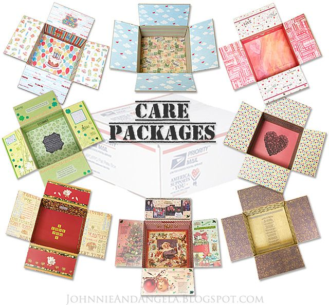 Care Packages! Box Decoration, Content Ideas, And Tips For