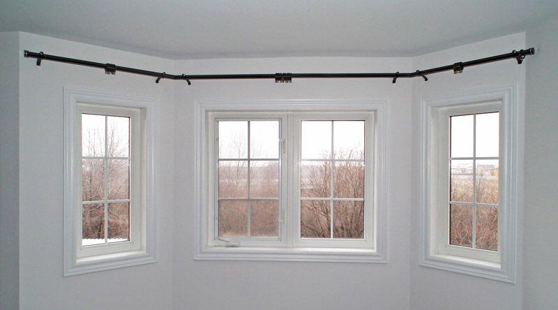 Bay Window Curtain Rods 3 Bay Window Curtains Bay Window Curtain Rod Bow Window
