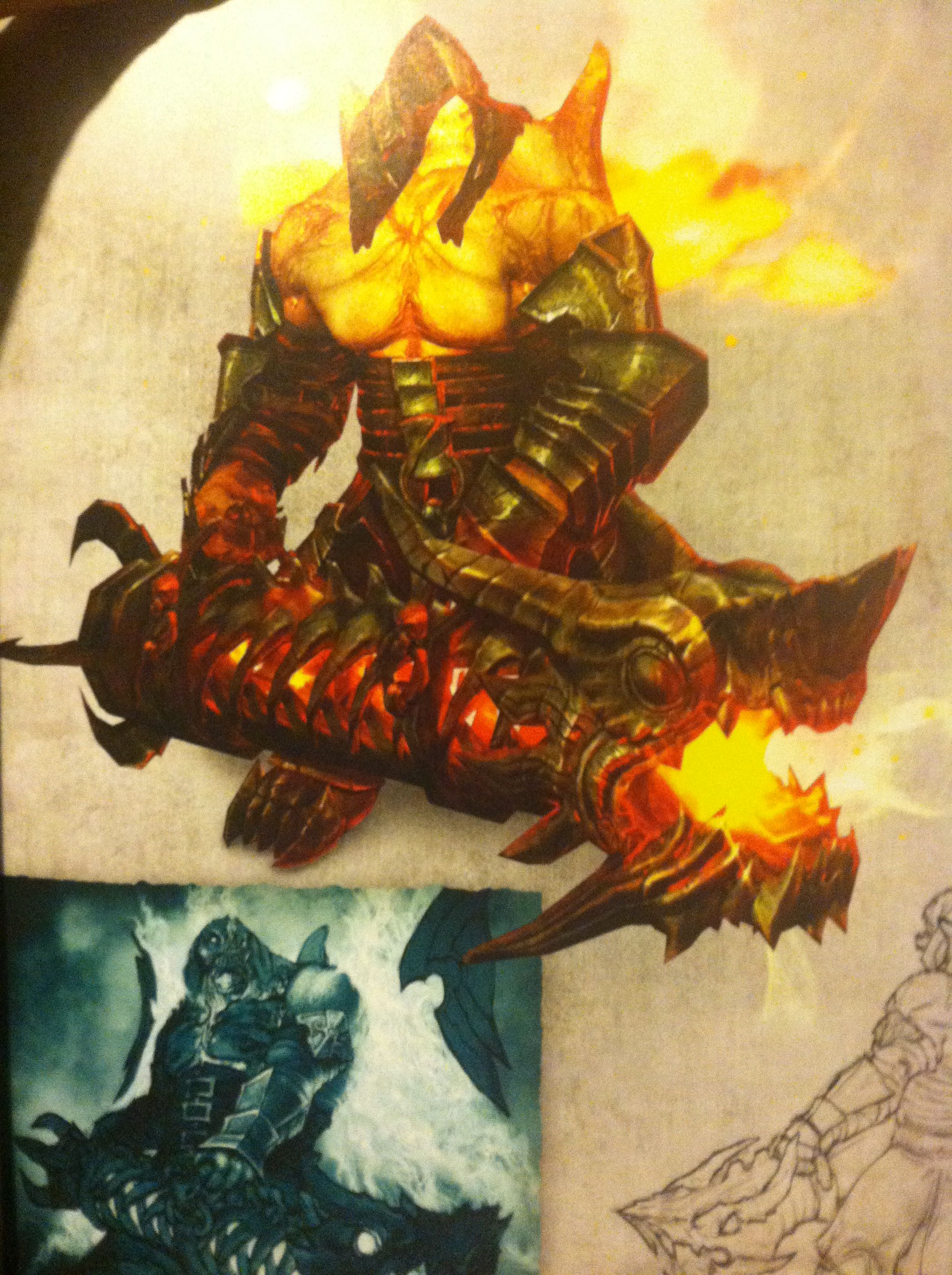 Urzael from Diablo 3 as a future cosplay??   Cosplay   Cosplay