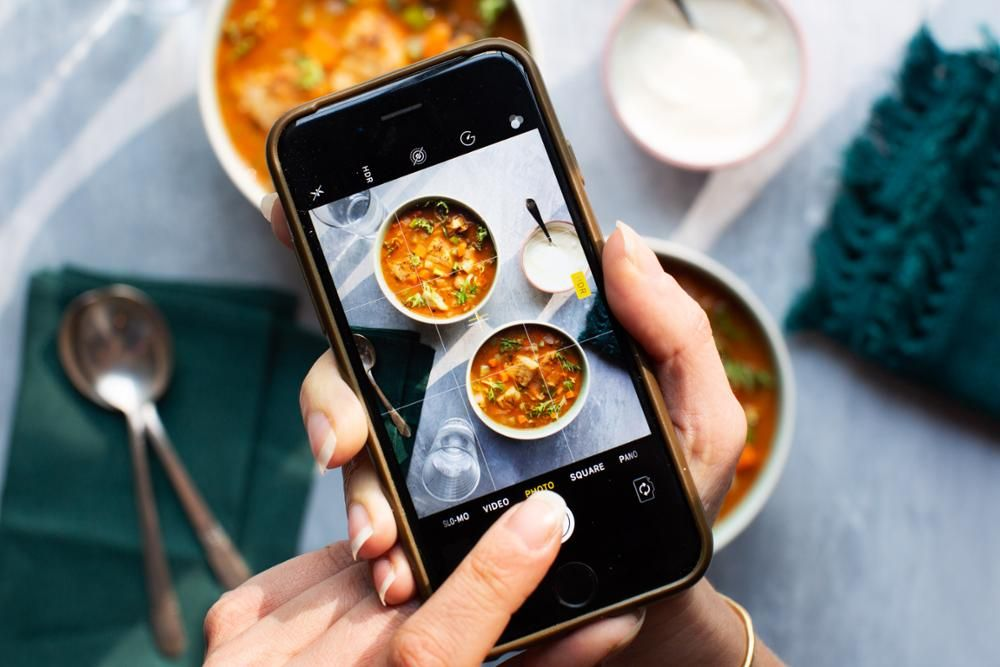 How to instagram your dinner like a pro how to cook eggs