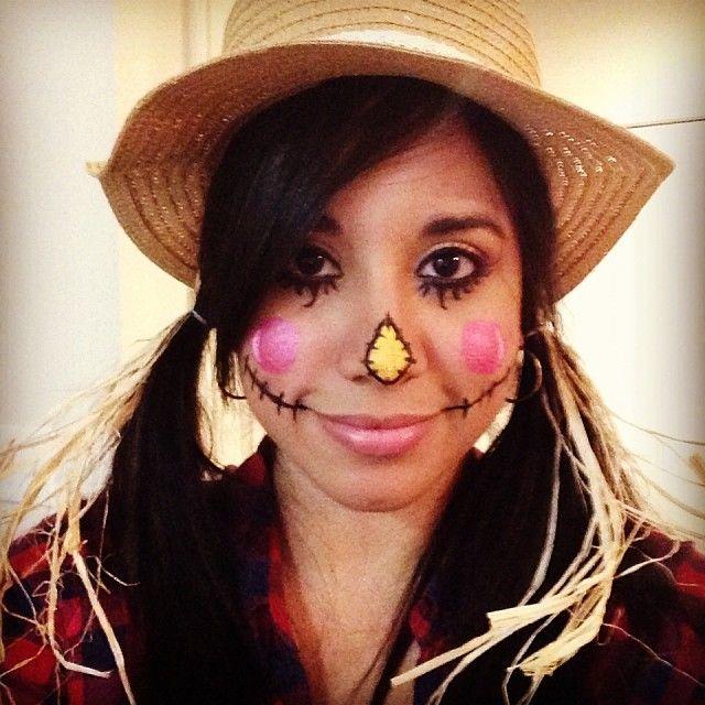 20 Most Popular Halloween Costumes on Pinterest Halloween costumes - scarecrow halloween costume ideas