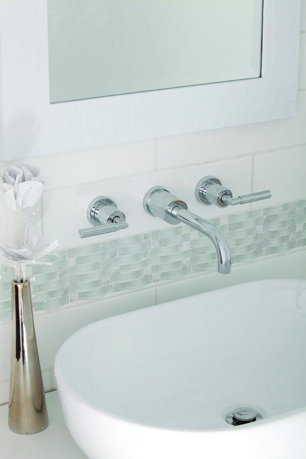 Bathroom Salle De Bain Wall Mounted Faucet Robinet