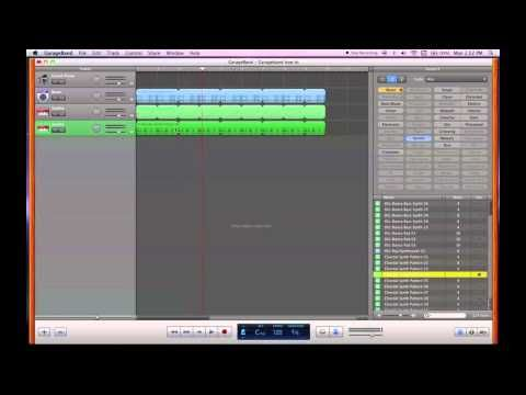 ▶ How to Record Music for Beginners (In GarageBand)   Part 1: General Walkthrough / Loops - YouTube