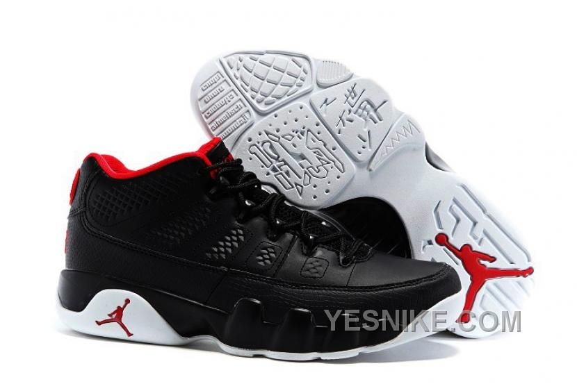 Men Basketball Shoes Air Jordan IX Retro Low 230