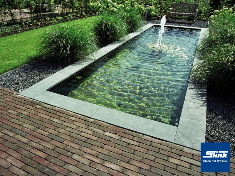 Gfk teichbecken wasserbecken rechteckig 240 x 120 x 100 cm for Gartenteich eckig anlegen
