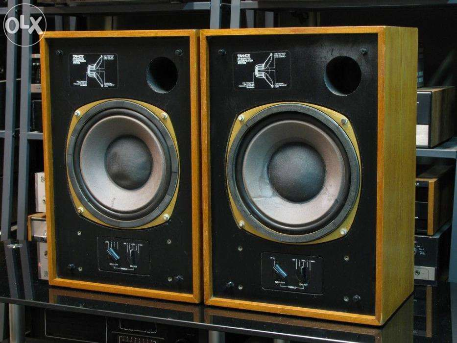 Tannoy Eaton Speakers With Dual Concentric Hpd 295a