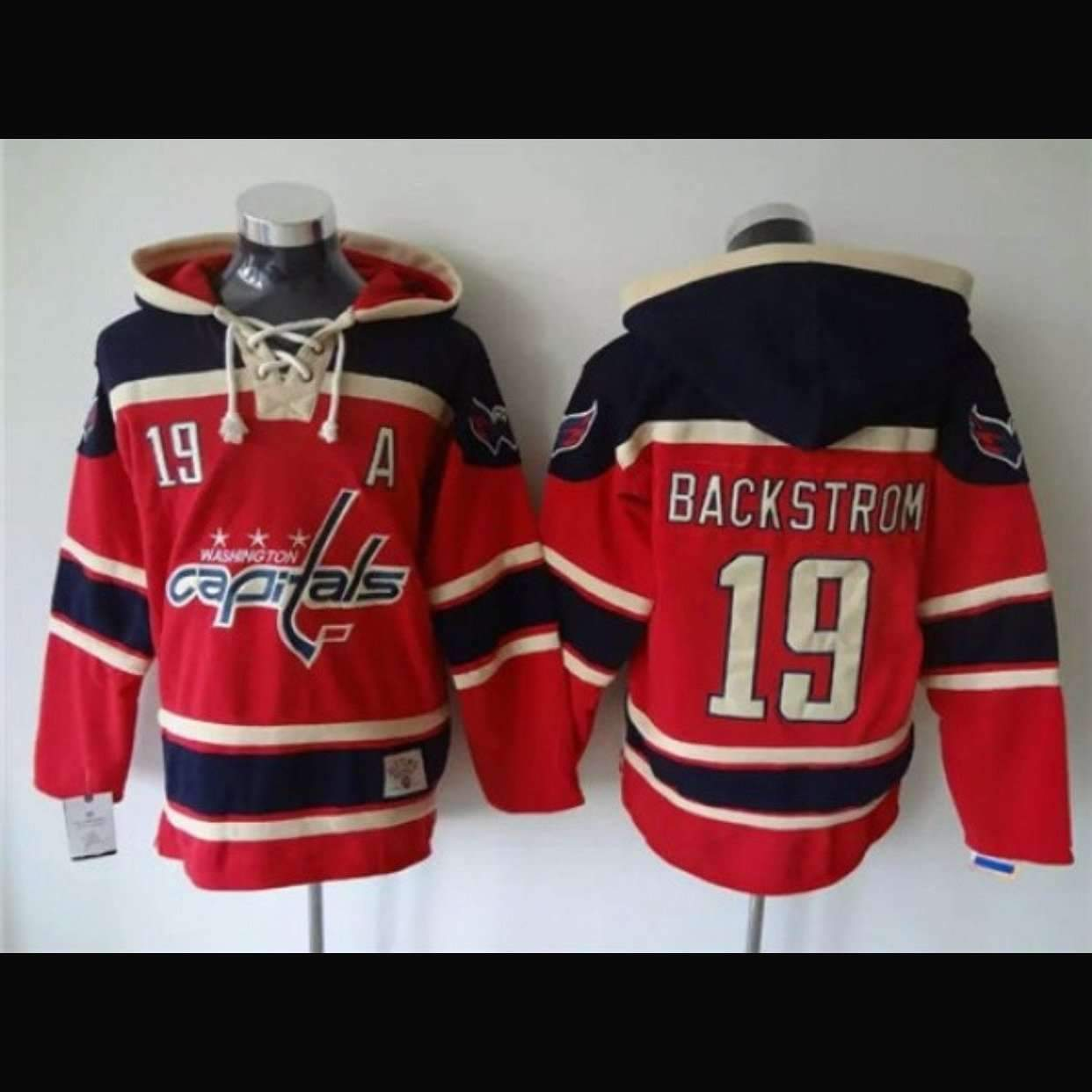 the best attitude ee940 0f397 Washington Capitals NHL Hockey Team Apparel Hoodies in 2019 ...