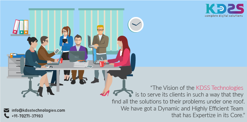KDSS Puts its Clients First - Always The vision of the KDSS