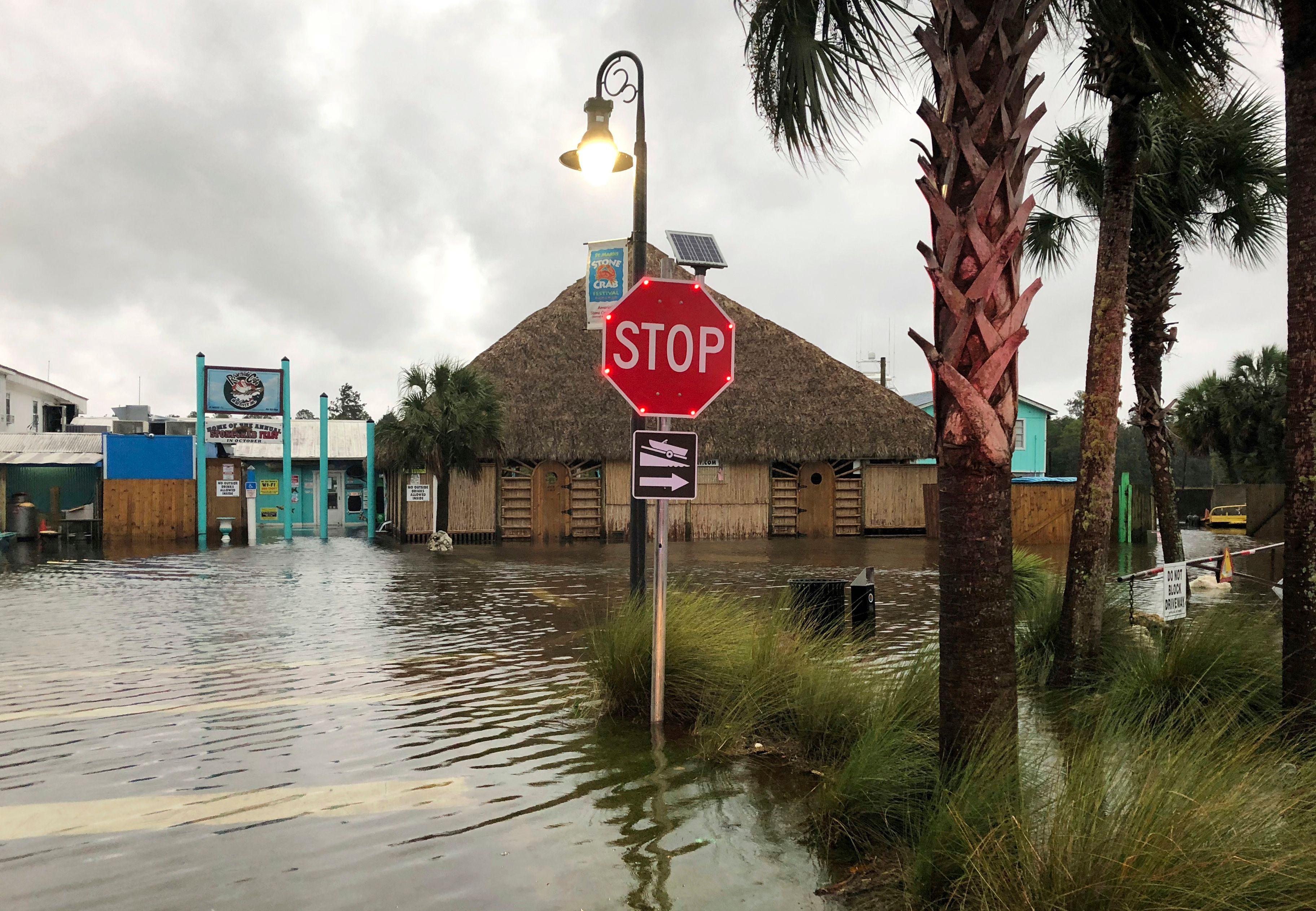 Hurricane Michael New Information On Landfall Times Path Storm Surge More Storm Surge Gulf Coast Florida Bad Storms