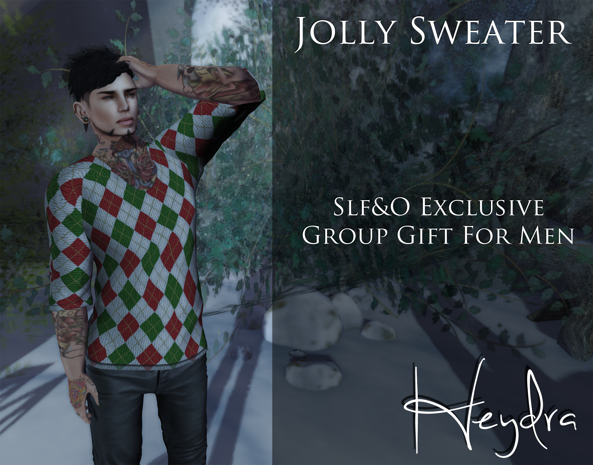 New gift available in the mainstore for the SLF&O group members. All you need to do is wear your SLF&O group tag to pick it up, slap the board and voila! http://maps.secondlife.com/secondlife/Nightscape/70/46/21