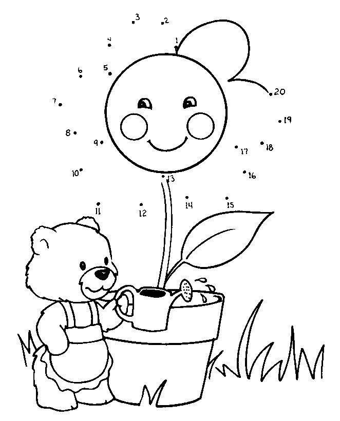 73 Dibujos para unir puntos del 1 al 20 | EDUCACIÓN | Pinterest ...