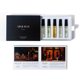 Arquiste Citrus and Woods – Travel set
