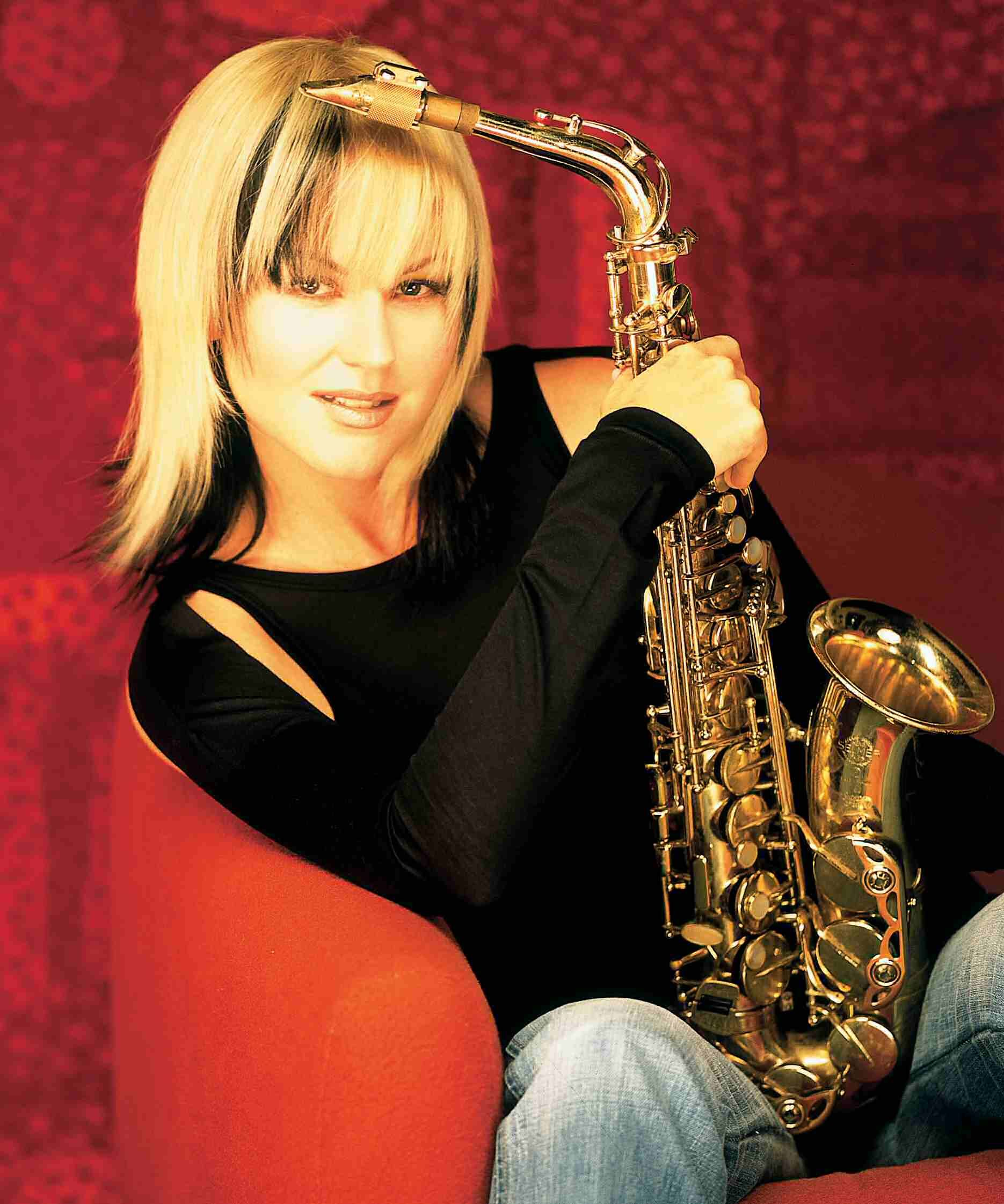 Mindi Abair Game Changer Jazz Article By Trish Richardson