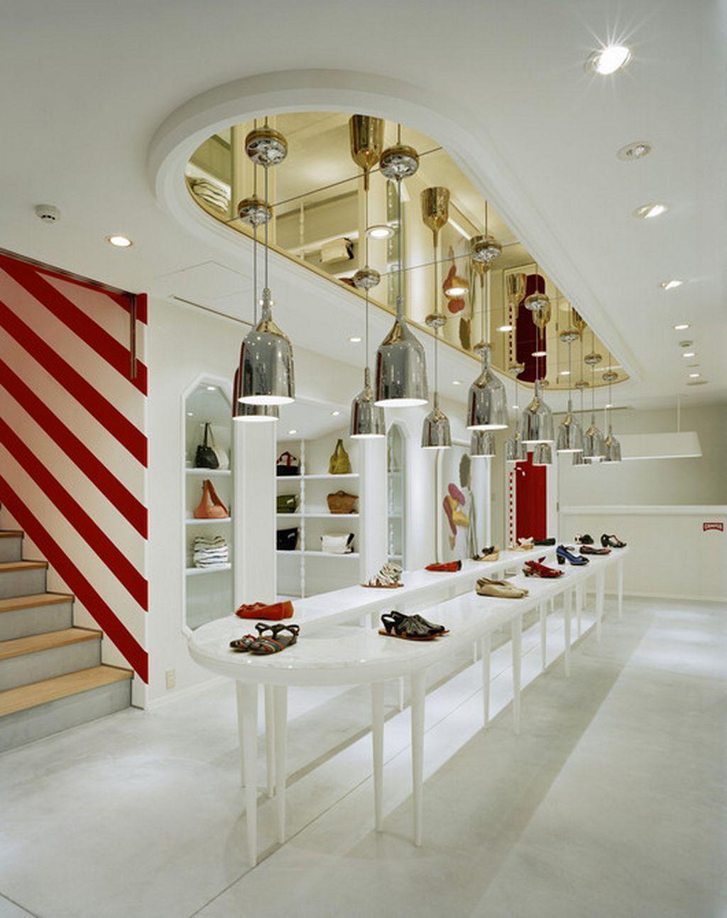 Showroom retail interior design fashion shop interior retail store design commercial interior design