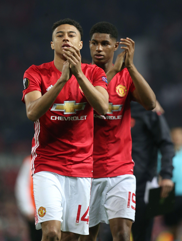 Lingard Praises Reds Resilience Man Utd News Jesse Lingard Ronaldo Football