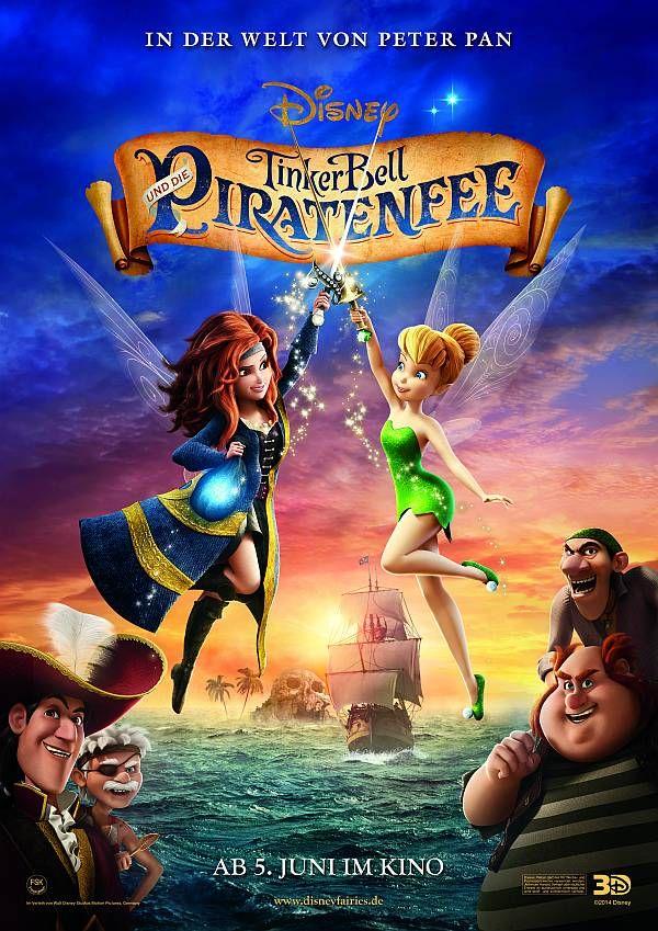 Tinkerbell Und Die Piratenfee Der Ganze Film