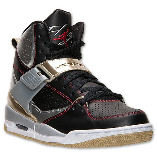 270e4d96225154 Men s Jordan Flight 45 High Basketball Shoes