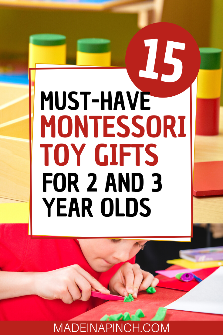 Top 15 Montessori Toys For 2 Year Olds | Montessori toys ...