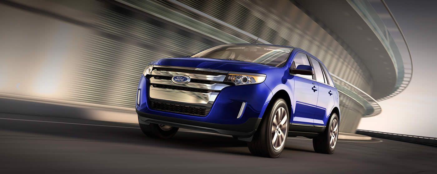 2014 Edge Visit Ford