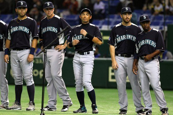Here S When And How To Watch The Seattle Mariners Opener In Japan Seattle Mariners Mariners Ichiro Suzuki