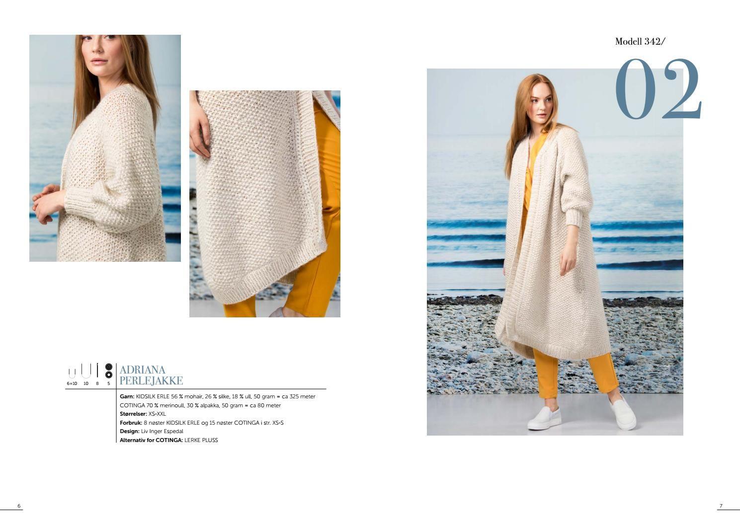Dale garn 342 dale diy summer style knits by Strikkehula - issuu