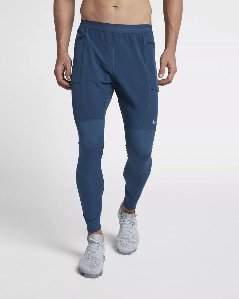 881a7ca8f6dfd MENS NIKE FLEX UTILITY RUNNING DRI-FIT REFLECTIVE JOGGING PANTS 943642-474  SMALL  Nike  Pants